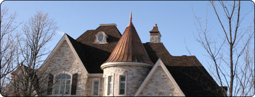 copper roofing costs