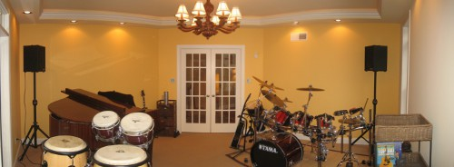 Music Room Remodeling Tips