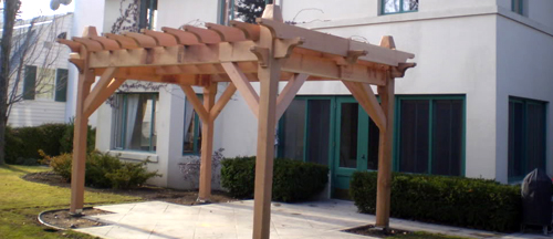 Building a Pergola: Types, Uses and Costs